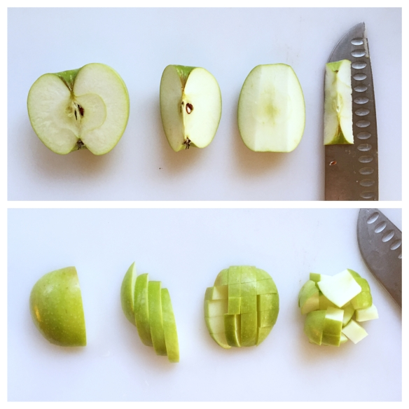 cuttinguptheapplecollage
